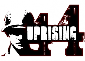Uprising 44 : The Silent Shadows