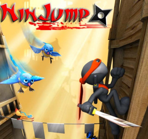NinJump sur Android