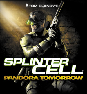 Splinter Cell Pandora Tomorrow HD sur PS3