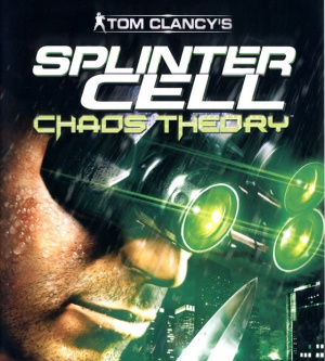 Splinter Cell Chaos Theory HD sur PS3
