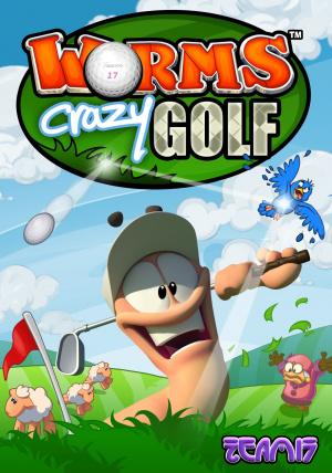Worms Crazy Golf sur PS3