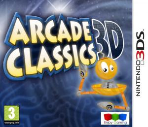 Arcade Classics 3D sur 3DS