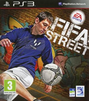 FIFA Street sur PS3