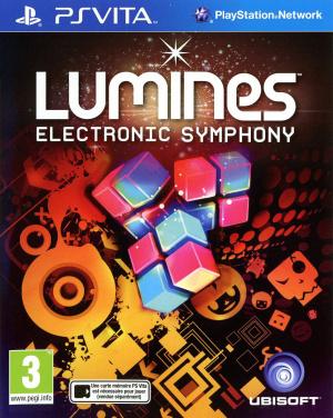 Lumines Electronic Symphony sur Vita