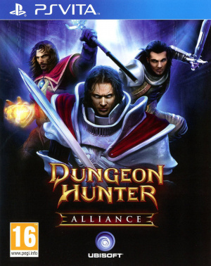 Dungeon Hunter Alliance sur Vita