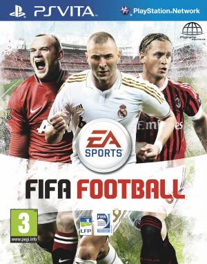 FIFA Football sur Vita
