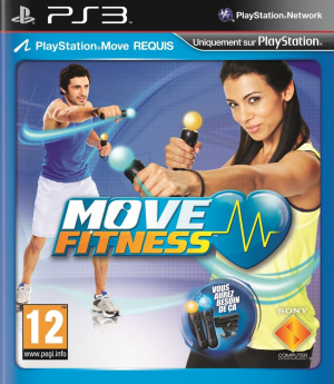 Move Fitness sur PS3
