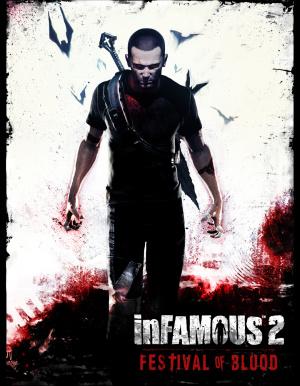 inFamous 2 : Festival of Blood sur PS3