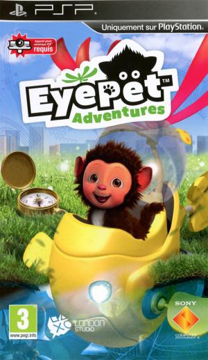 EyePet Adventures sur PSP