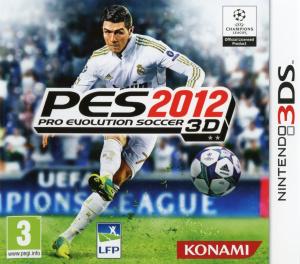 Pro Evolution Soccer 2012 3D sur 3DS