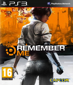 Remember Me sur PS3