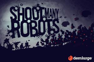 Shoot Many Robots sur PS3
