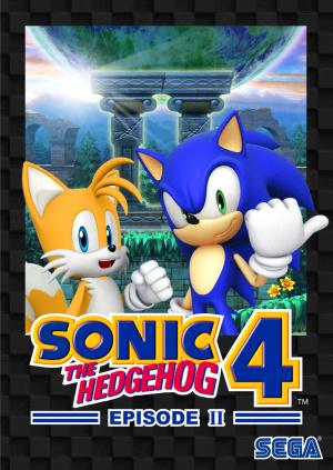Sonic the Hedgehog 4 : Episode II sur PS3