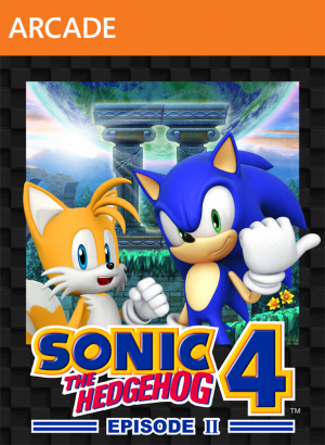 Sonic the Hedgehog 4 : Episode II sur 360