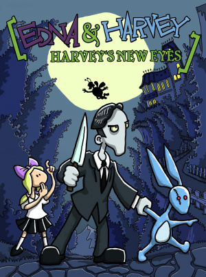 Harvey's New Eyes sur PC
