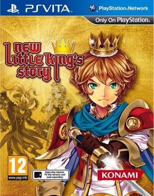 New Little King's Story sur Vita