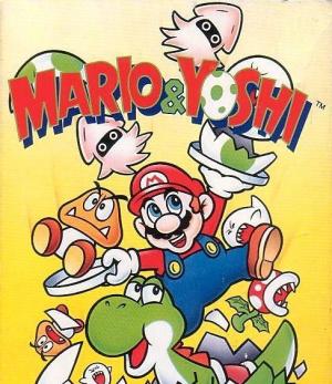Mario & Yoshi sur 3DS
