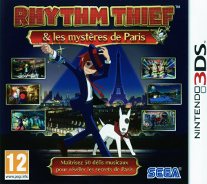 Rhythm Thief & les Mystères de Paris sur 3DS