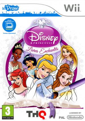 Disney Princesse Livres Enchantés sur Wii
