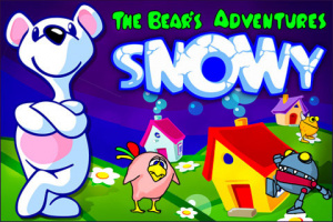 Snowy : The Bear's Adventures sur PSP