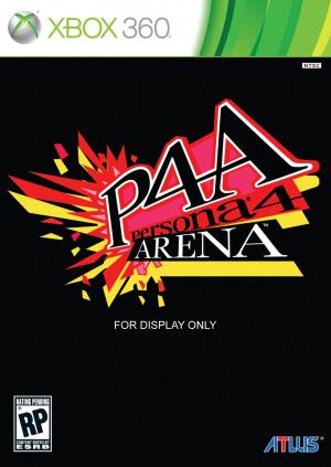 Persona 4 : Arena sur 360