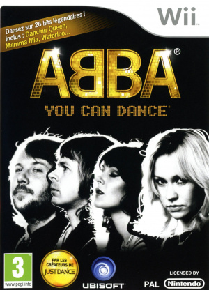 ABBA You Can Dance sur Wii