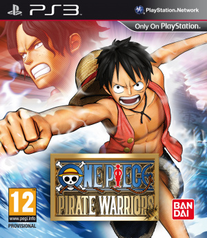 One Piece : Pirate Warriors sur PS3