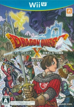 Dragon Quest X sur WiiU