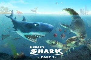 Hungry Shark - Part 2 sur iOS
