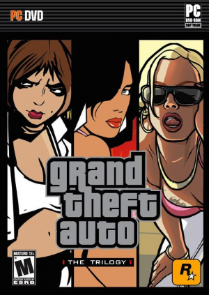 Grand Theft Auto : The Trilogy sur PC