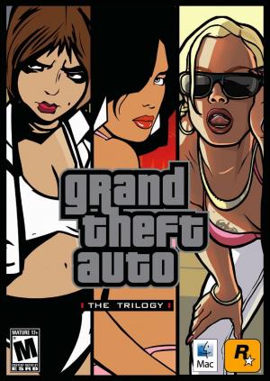 Grand Theft Auto : The Trilogy sur Mac