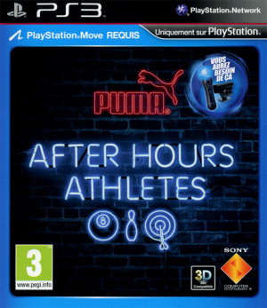 After Hours Athletes sur PS3