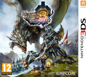 Monster Hunter 3 Ultimate sur 3DS