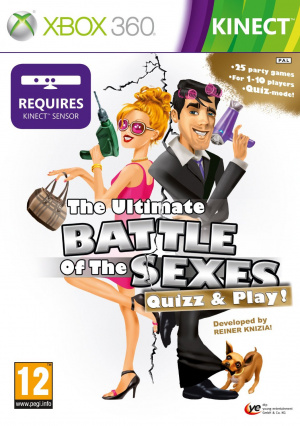 The Ultimate Battle of the Sexes sur 360