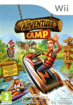 Cabela's Adventure Camp sur Wii