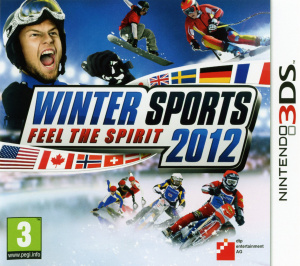 Winter Sports 2012 : Feel the Spirit.EUR.3DS-CONTRAST
