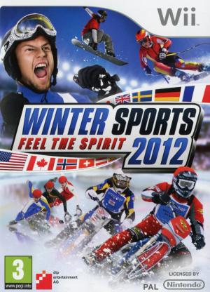 Winter Sports 2012 : Feel the Spirit sur Wii