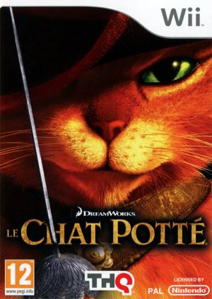 Le Chat Potté sur Wii