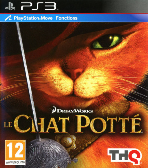 Le Chat Potté sur PS3