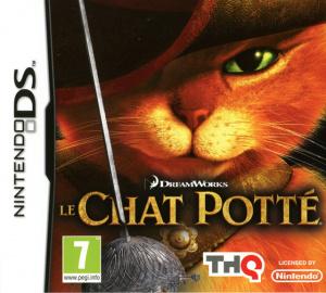 Le Chat Potté sur DS