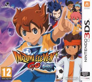 Inazuma Eleven Go : Ombre sur 3DS