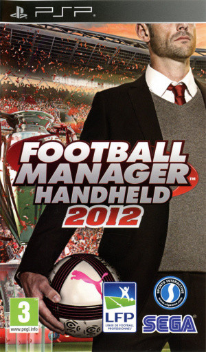 Football Manager Handheld 2012 sur PSP