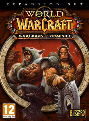 Jaquette de World of Warcraft : Warlords of Draenor