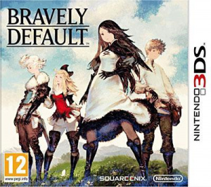 Bravely Default sur 3DS