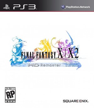 Final Fantasy X / X-2 HD sur PS3