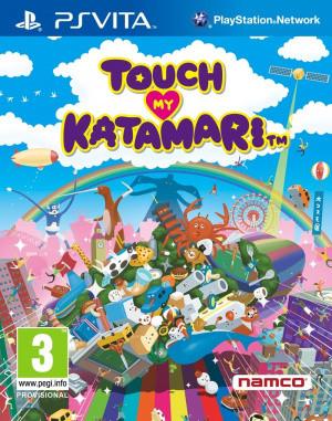 Touch my Katamari sur Vita