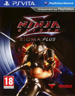 Ninja Gaiden Sigma Plus sur Vita