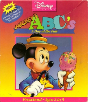 Mickey's ABC's : A Day at the Fair