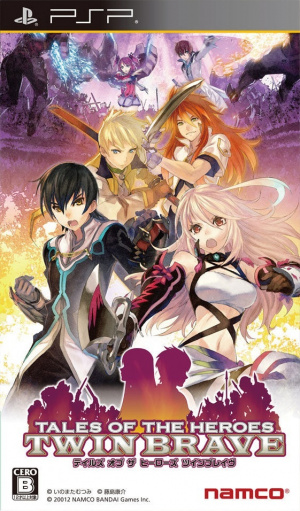 Tales of the Heroes : Twin Brave sur PSP