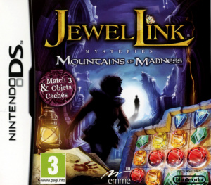Jewel Link Mysteries : Mountains of Madness sur DS